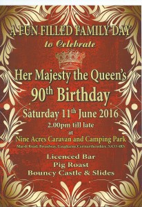 Her Majesty the Queen's 90th Birthday