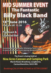 The Fantastic Billy Black Band